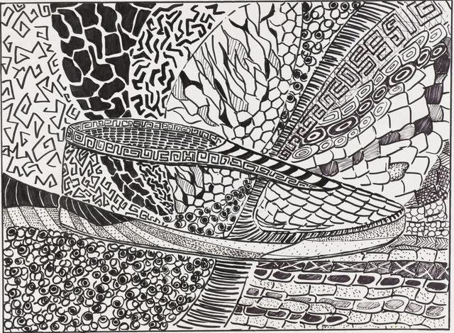 Grafik gegenst ndliche zeichnung tusche und for Schule grafik